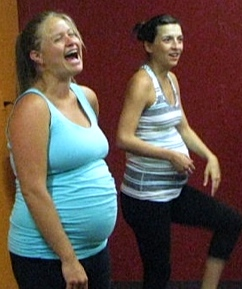 Best exercises to prepare for natural delivery/labor/birth Seattle, WA